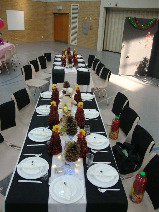 Christmas Table Decoration Ideas ~ 152917_Decorating Ideas For Church Christmas Party