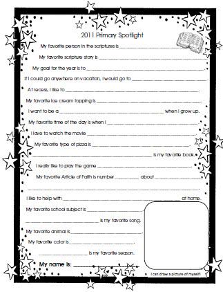sugardoodle primary 2013 spotlight ideas | just b.CAUSE