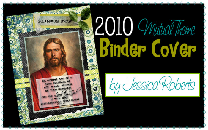 CLICK HERE to open Jessica's binder cover.