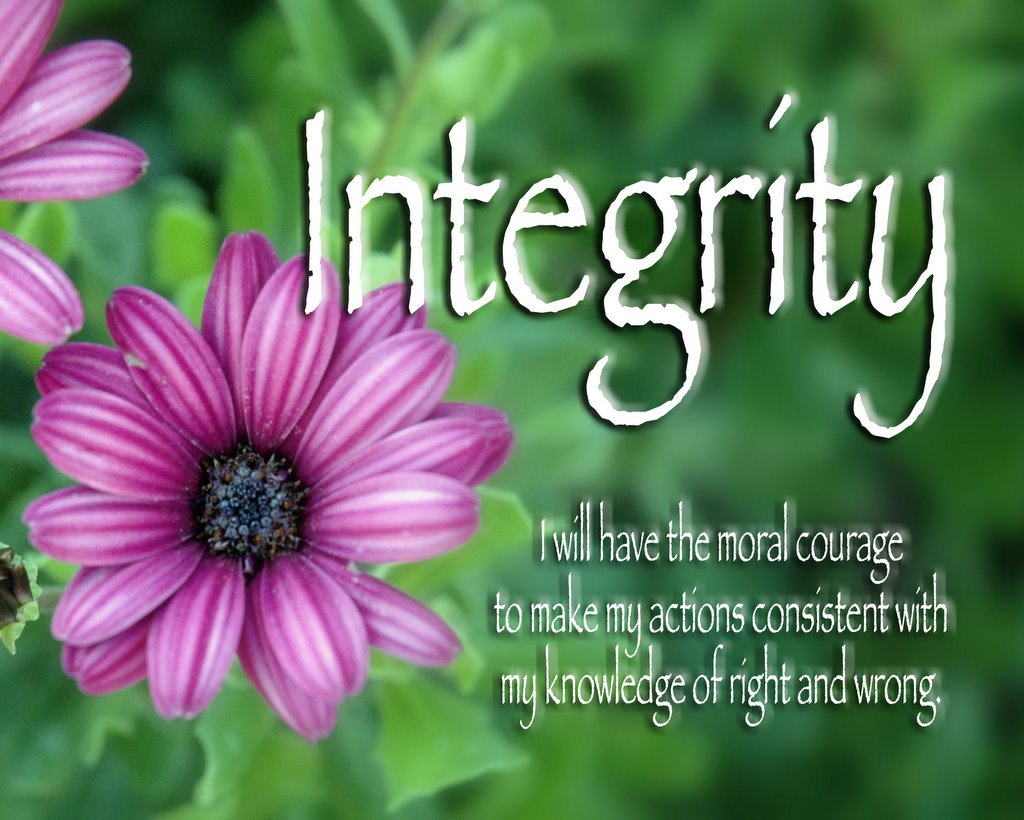 CLICK HERE to open Integrity Accountability And Integrity Quotes