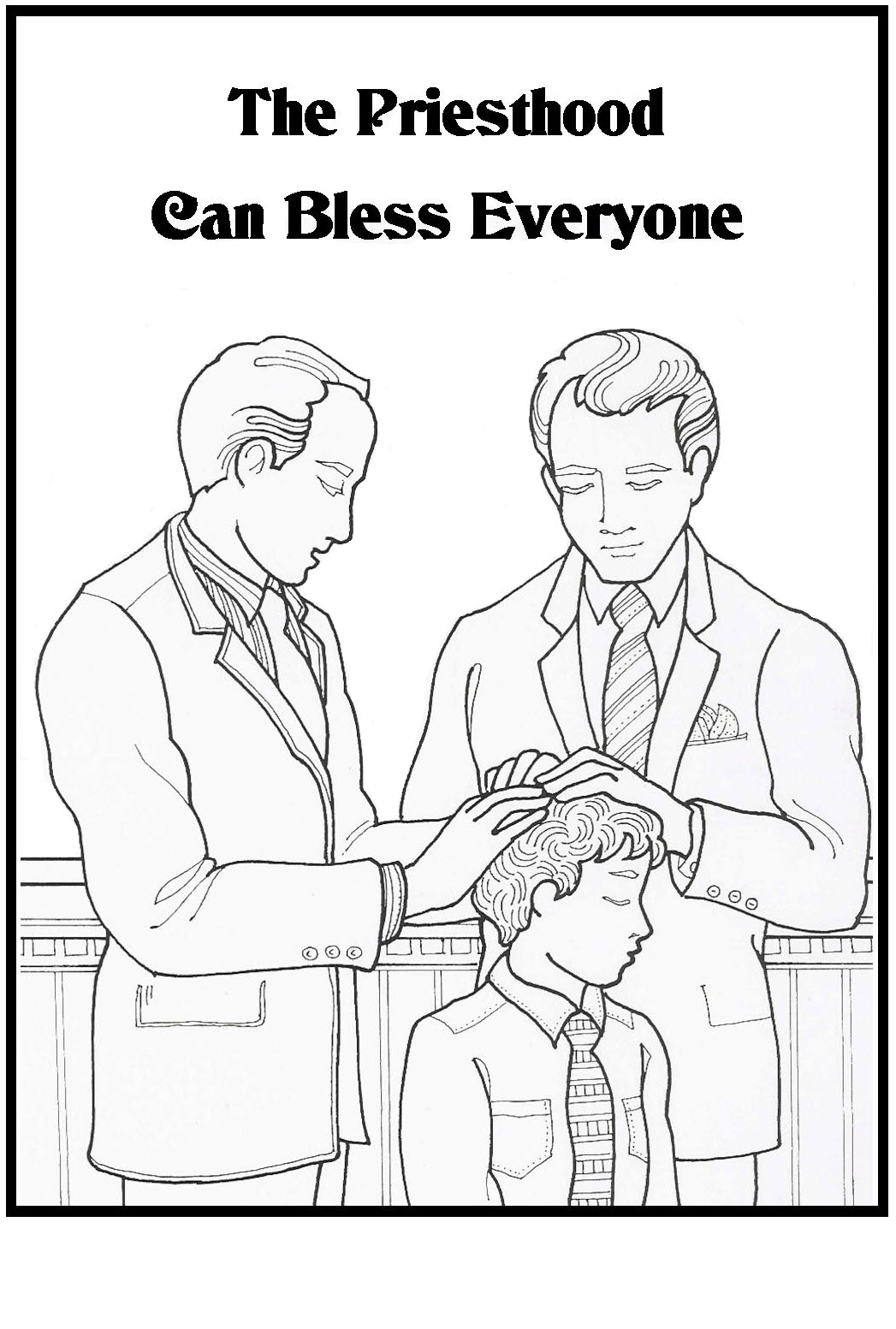 Lds Coloring Pages On Sharing Coloring Pages