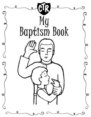 Nicole's Baptism Book